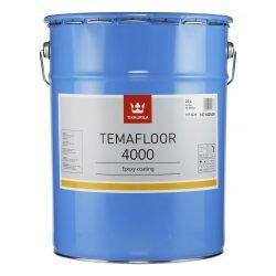 Краска по бетону Темафлор 4000
