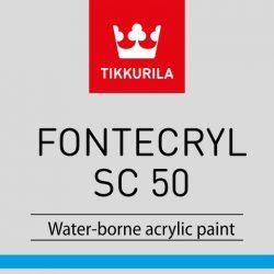 Фонтекрил СЦ-50 (Fontecryl SC-50)