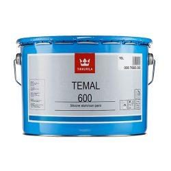 Термостойкая краска Темал 600