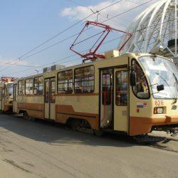 Темалак ФД 80 (Трамвай Уралтрансмаш 2)