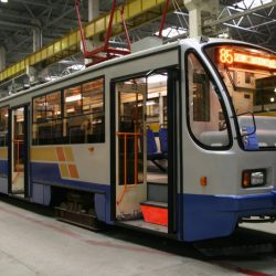 Темалак ФД 80 (Трамвай Уралтрансмаш 3)