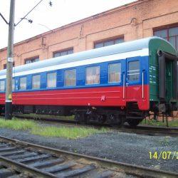 Темапрайм ЕЕ + Темалак МЛ 90 (железнодорожный вагон 2 )